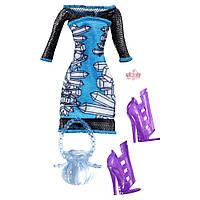 Набір одягу для Еббі базовий Monster High Abbey Bominable Basic Fashion Pack