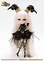 Кукла Коллекционная шарнирная Пуллип Козерог Букейн с симпатичными рожками, подставкой, 31см - Pullip