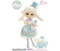 Кукла Коллекционная шарнирная Пуллип Синнаморолл с собачкой, подставка - Pullip Cinnamoroll 15 years