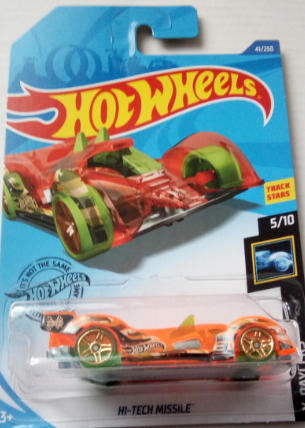 Машинка Hot Wheels 2020 Hi-Tech Missile
