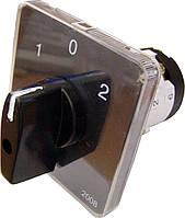 Пакетный кулачковый переключатель ПКП Е9 16А/2.832 (1-0-2 2 полюса)