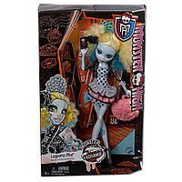 Лялька Монстер Хай Лагуна Блю Монстри з обміну Monster High Lagoona Blue Monster Exchange