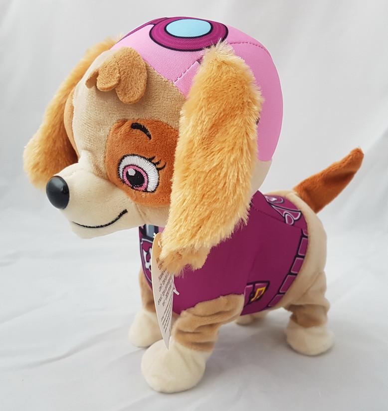 """Іграшка мяка """"Собачка Щенячий патруль Скай"""", механічна, мікс, Мягкая игрушка """"Собачка Щенячий патруль Скай"""""""