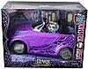 Монстер Хай Конвертибль Monster High Travel Scaris Convertible Vehicle