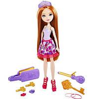 Лялька евер афтер хай Холлі зачіски - Ever After High Holly O Hair Style