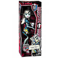 Кукла Монстер Хай Френки Штейн Коффин Бин Monster High Frankie Stein Coffin Bean