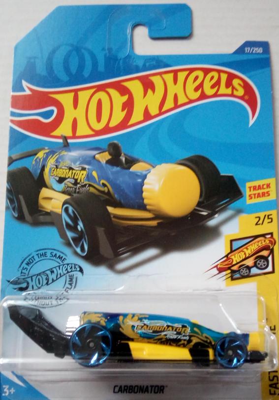 Машинка Hot Wheels Carbonator