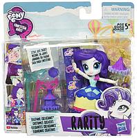 Игровой набор Рарити Маскарад Моя Маленькая Пони - My Little Pony Equestria Girls Rarity Costume Creations