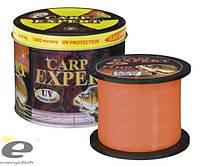 Леска Carp Expert Fluo Orang 1000м 0.30мм