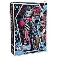 Кукла Монстер Хай Френки Штейн Рассвет Танца (перевып.2014г.) Monster High Frankie Stein Dawn of the Dance