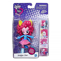 Игровая мини-Кукла Пинки Пай девушки из Эквестрии Мой маленький пони - My Little Pony Pinkie Pie Minis, Hasbro