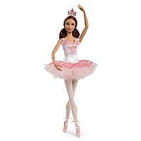 Коллекционная Кукла Барби Шатенка Испанка Балерина 2016 года Мечты о балете Barbie Collector Ballet Wishes