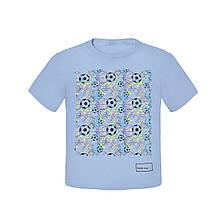Детская футболка для мальчика BARBARAS Польша XB134 Голубой