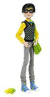 Кукла Монстер Хай Джексон Джекилл базовый с питомцем - Monster High Jackson Jekyll