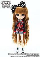 Коллекционная Пуллип Одежда для Кукол стиль Британской отличницы - Pullip Doll Outfits British Nerd, Groove Inc