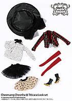 Коллекционная Пуллип Одежда для Кукол Наряд Титикака - Pullip outfit Titicaca Look Set, Groove Inc