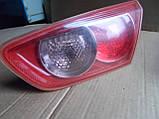 Ліхтар задній правий внутрішній Mitsubishi Lancer X 8330A112, фото 2