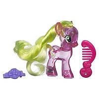 Игровой набор Пони Цветочные желания с блестками, Моя Маленькая Пони - My Little Pony Water Cuties Flower