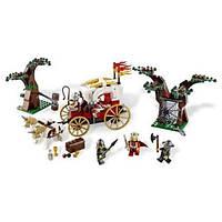 LEGO CASTLE 7188 Exclusive King's Carriage Ambush Ловушка для Королевской кареты