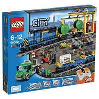 LEGO CITY 60052 Cargo Train Грузовой поезд