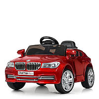 Детский электромобиль с крашенным корпусом, Bambi Racer BMW, размер 95-57-47 см, красный цвет арт. 3271EBLRS-3