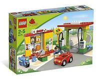 LEGO DUPLO 6171 Gas Station Заправочная станция