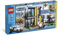 LEGO CITY 3661 Bank & Money Transfer Инкассация в банке