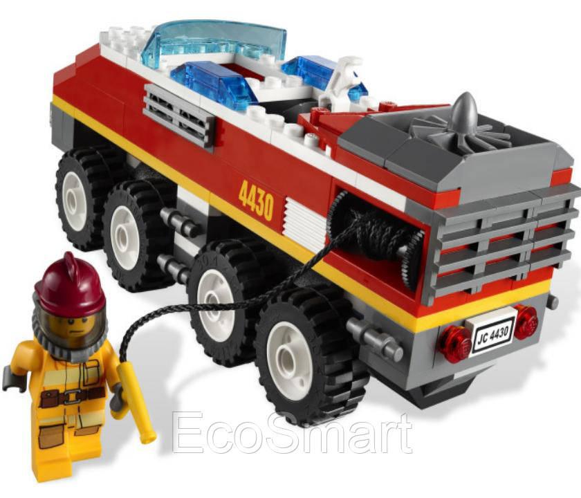 Лего пожарный транспортер фольксваген транспортер самара купить