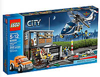 LEGO CITY 60009 Helicopter Arrest Арест на вертолете