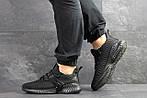 Чоловічі кросівки Adidas (чорні) 9172, фото 3