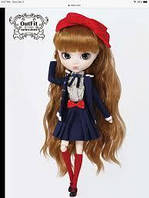 Коллекционная Пуллип Одежда для кукол Валлетта Стиль Преппи - Pullip Doll Outfits Valletta Preppy Look set, Groove Inc