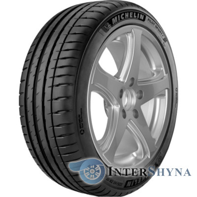 Шини літні 225/55 R17 101Y XL Michelin Pilot Sport 4