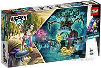 Lego Hidden Side Загадка старого кладбища 70420