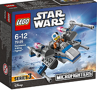LEGO Star Wars 75125 Resistance X-wing Fighter X-wing fighter Опору, фото 1