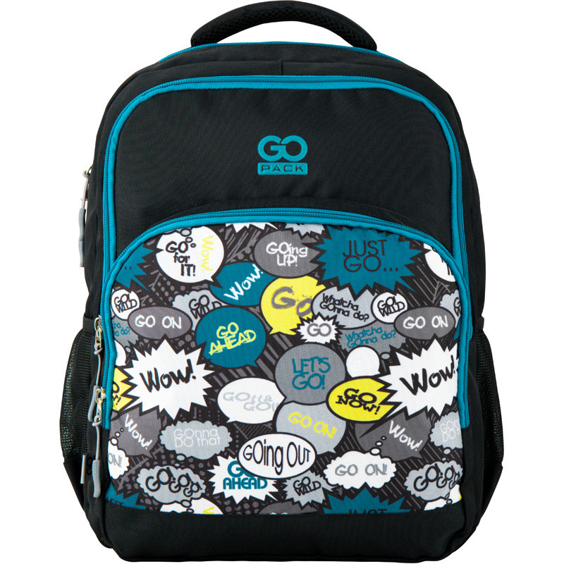 Рюкзак школьный GoPack 113 Just go GO20-113M-5