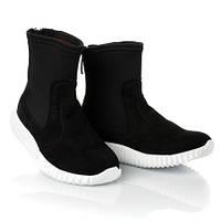 Весенние ботинки с нубука Palaris