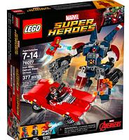 LEGO Super Heroes 76077 Iron Man: Detroit Steel Strikes Железный человек: Стальной Детройт наносит удар, фото 1