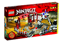 LEGO NINJAGO 2520 Ninja Battle Arena Боевая Арена Ниндзяго