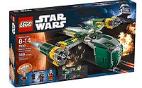 LEGO Star Wars 7930 Bounty Hunter Assault Gunship Боевой корабль Охотников за головами
