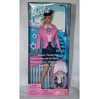 Кукольный набор игровой Кукла Барби Карьера Проводница 2001 года - Barbie Careers Playset