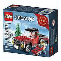 LEGO CREATOR CHRISTMAS 40083 Christmas Tree Truck Грузовик для рождественской елки