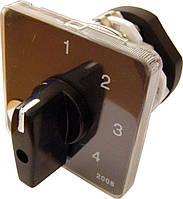 Пакетный кулачковый переключатель ПКП Е9 25А/2.843 (0-1-2-3 выбор фазы)
