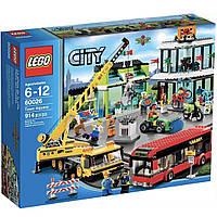 LEGO CITY 60026 Town Square Городская площадь