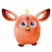 Детская Интерактивная игрушка Ферби Коннект Оранжевый англоговорящий с повязкой для сна Hasbro Furby Connect