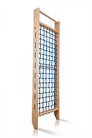 Гладиаторская сетка для дома, спортивный детский комплекс-уголок 240х80 см S6-240
