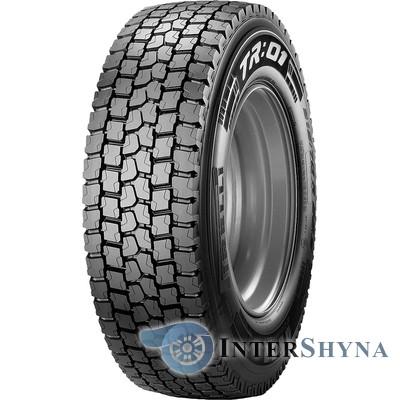 Шины всесезонные 315/70 R22.5 154/150L Pirelli TR:01 (ведущая)