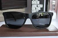 Брендовые мужские солнцезащитные очки Lacoste (поляризированные), фото 1