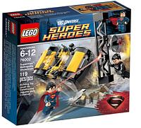 LEGO Super Heroes 76002 Superman Metropolis Showdown Решающий бой в Метрополисе, фото 1