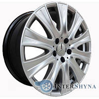 Replica Mercedes CT1456 8x18 5x112 ET41 DIA0 Hyper Silver (Cупер серебро)