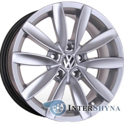 Литые диски Replica Volkswagen (CT1303) 7x16 5x112 ET45 DIA57.1 HS